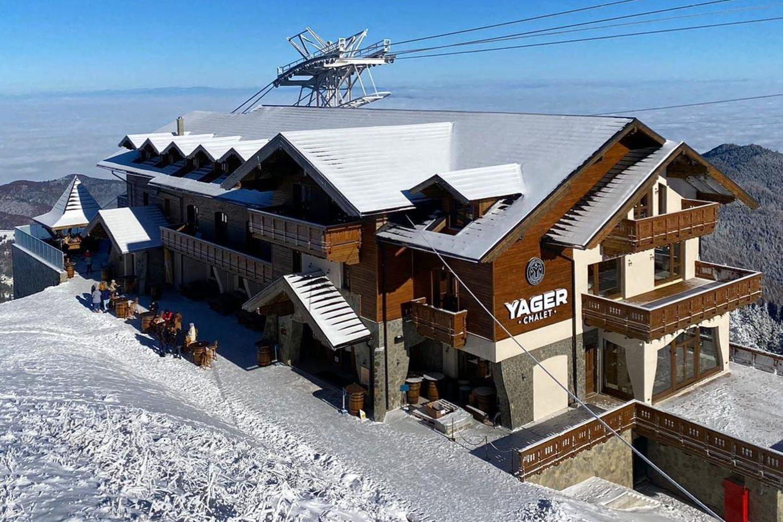 Noua perlă din Masivul Postăvarul, la 1.699 m