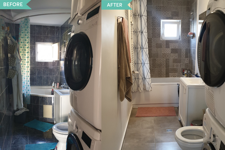 Before and after apartament Tineretului Bucuresti (3)