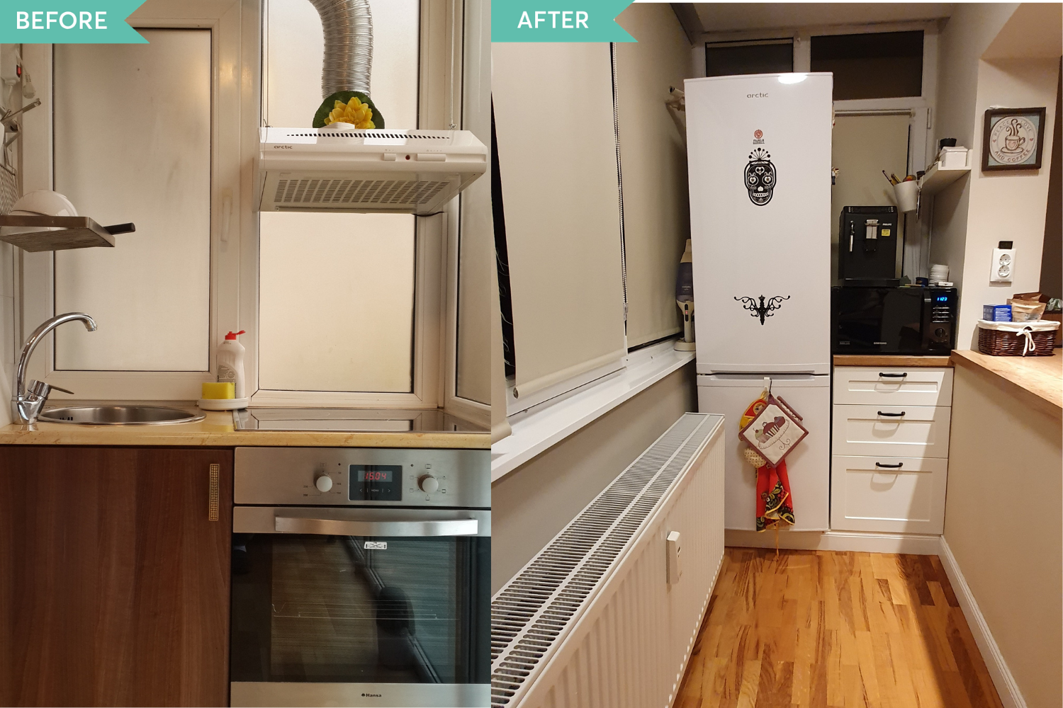 Before and after renovare Tineretului (5)