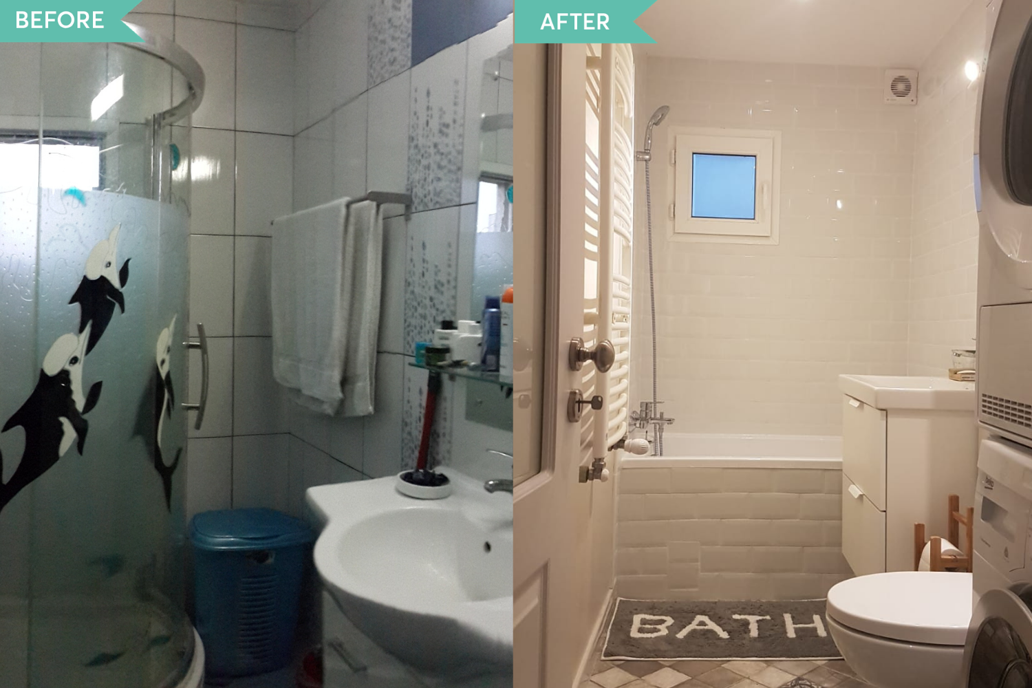 Before and after renovare Tineretului (7)