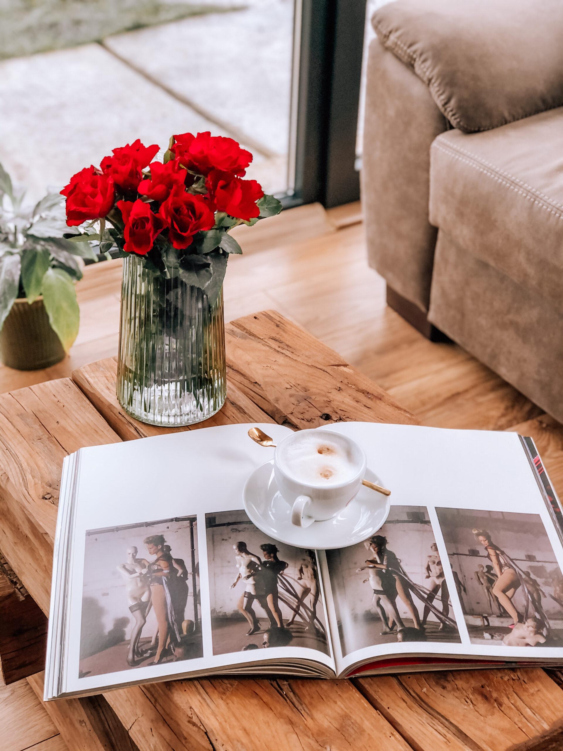 masuta cafea revista