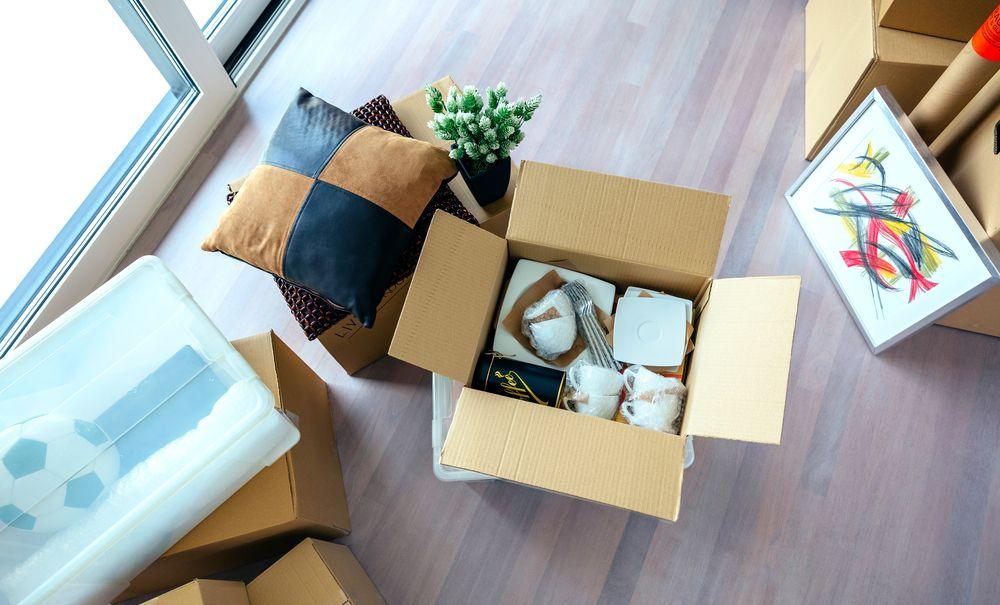 organizarea casei metoda konmari
