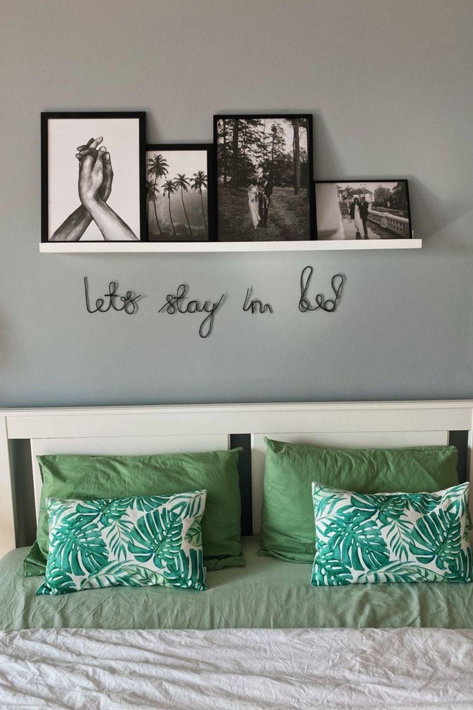 apartament mansarda dormitor