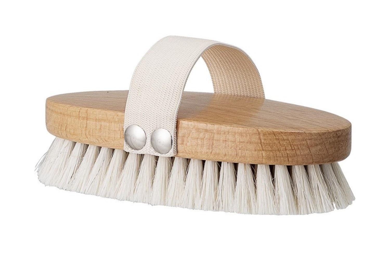 perie de masaj cu fibra naturala