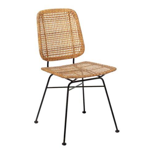 scaune ratan Bloomingville Laurel-bonami