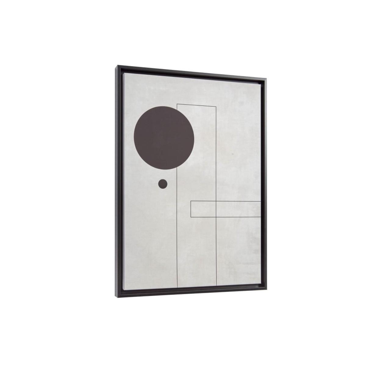 tablou alb negru