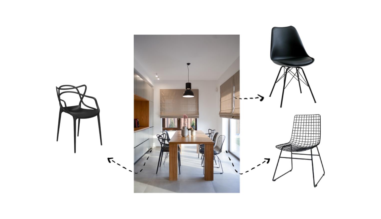 v3 scaune dining
