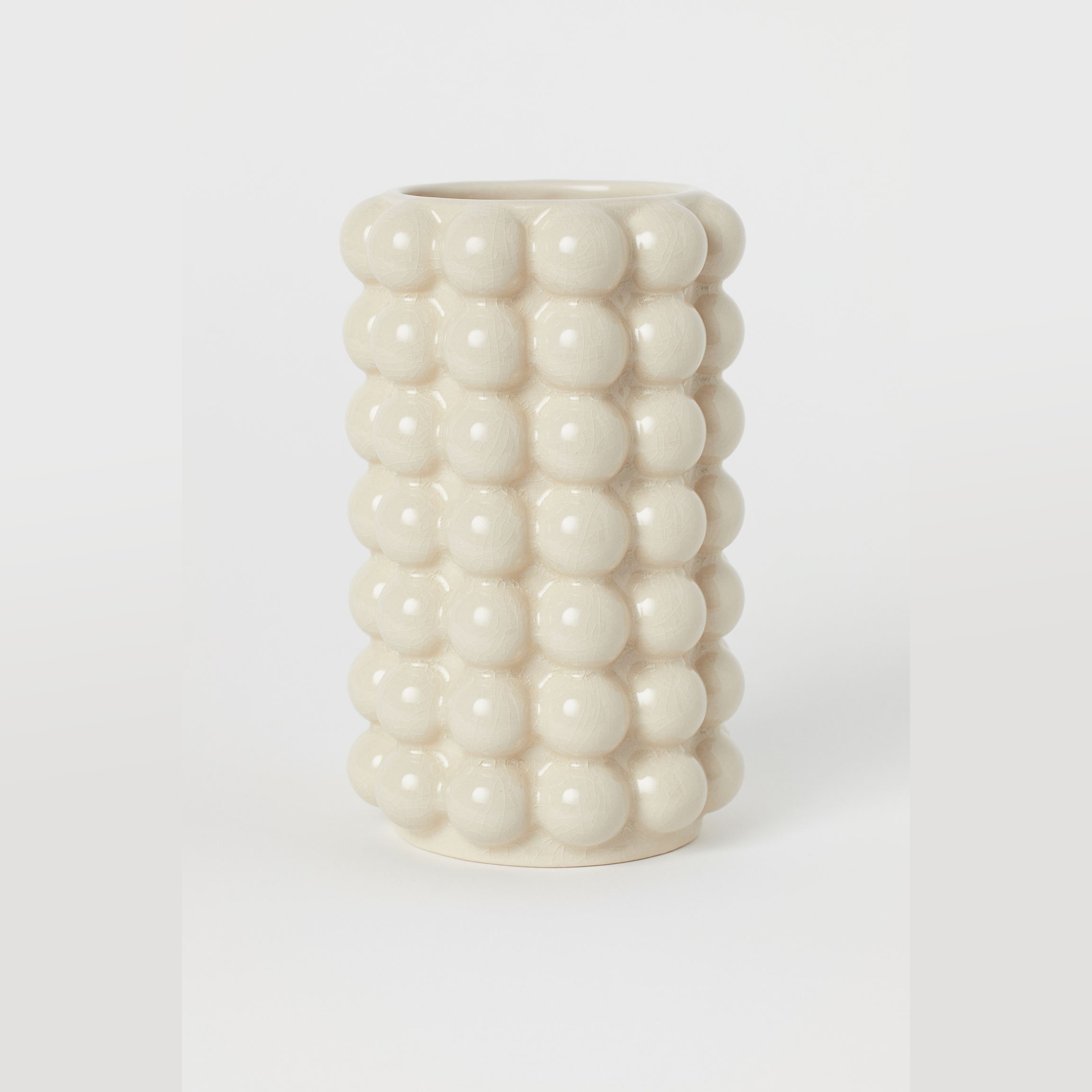 vaza cu bule bubble ceramica