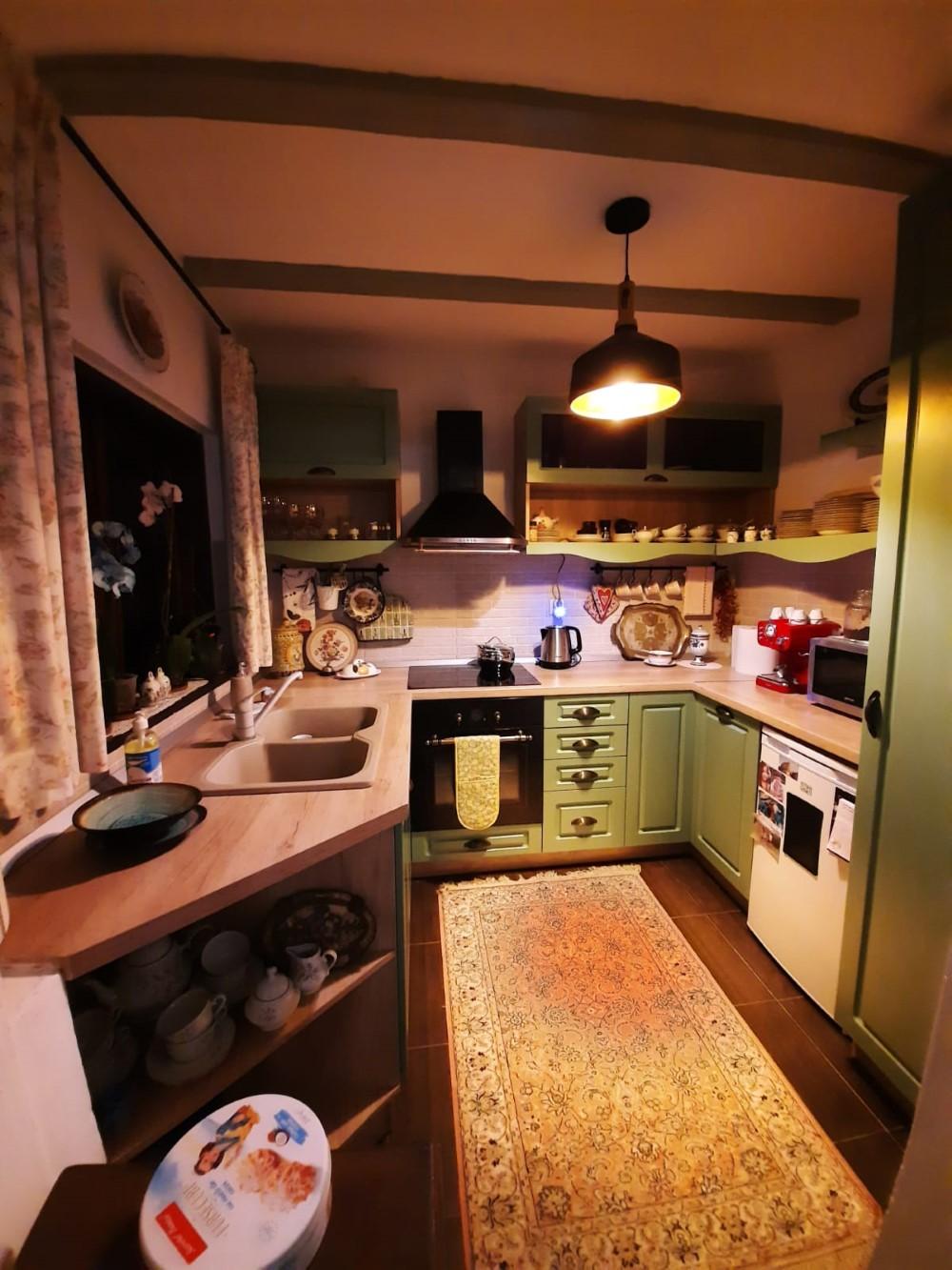 Bucătăria căsuței