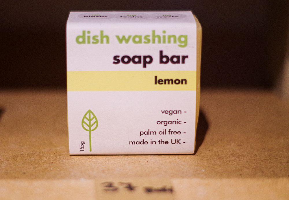 produse de curățenie eco săpun vase