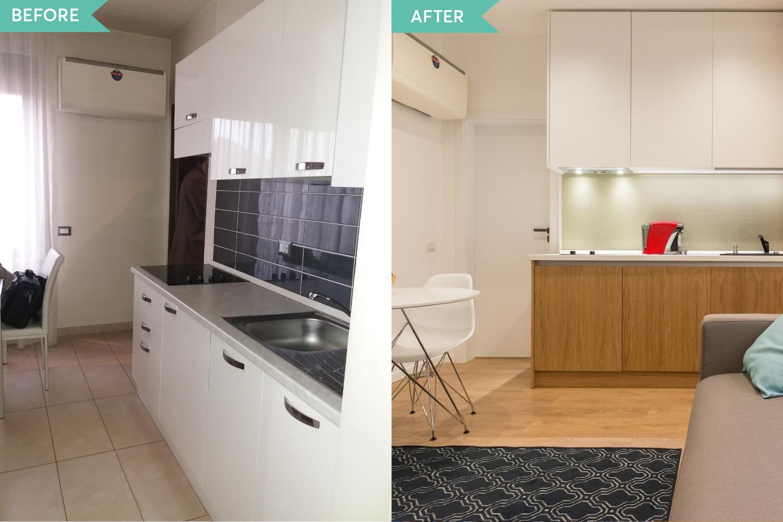 Renovare apartament mic Bucuresti KiwiStudio (5)