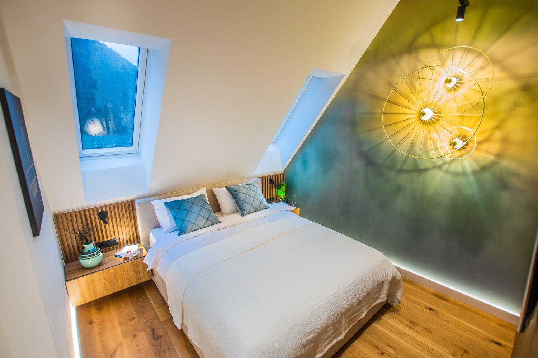amenajare duplex dormitor