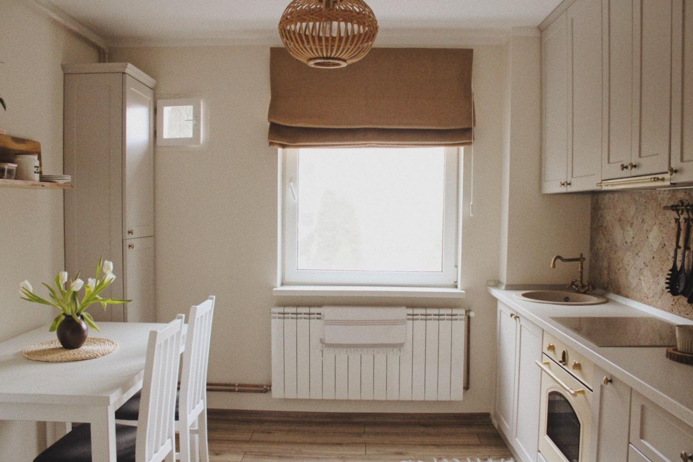 bucatarie apartament renovat alba iulia
