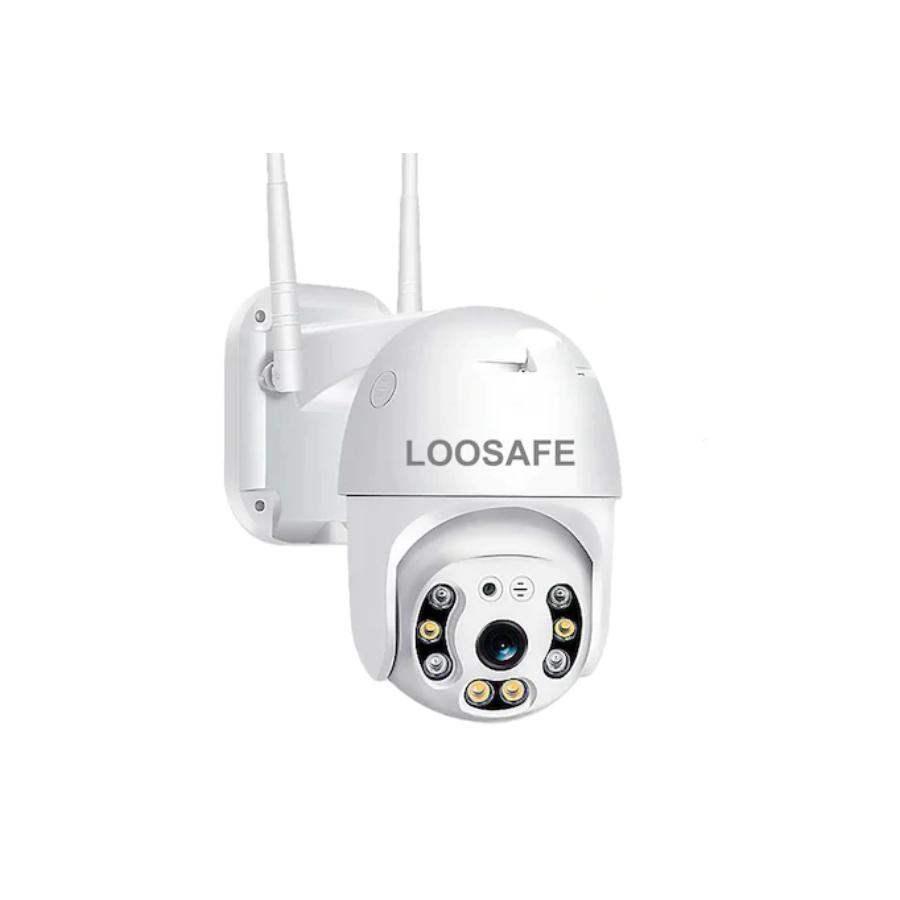 camera de supraveghere sistem securitate casa smart loosafe