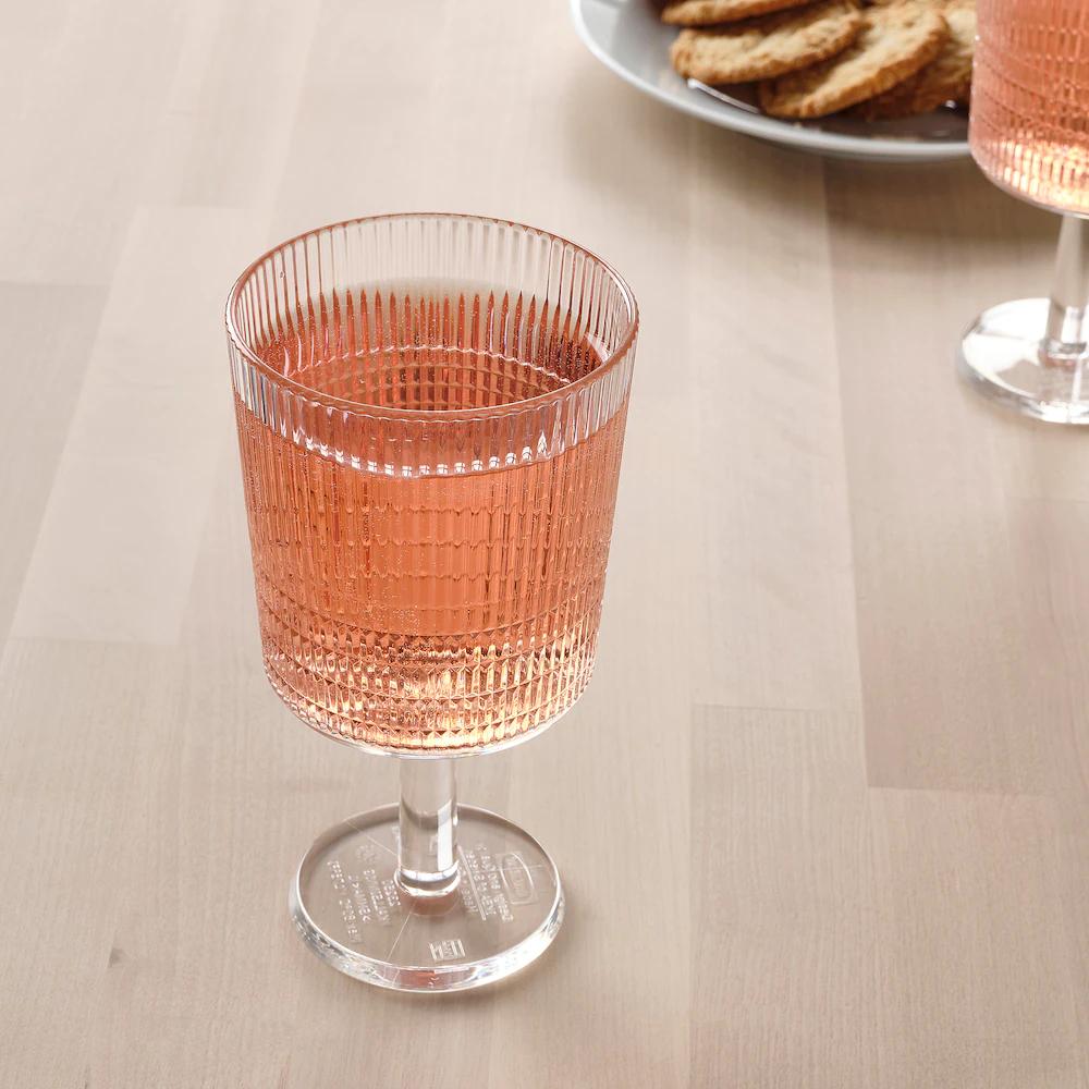 pahar vin plastic ikea