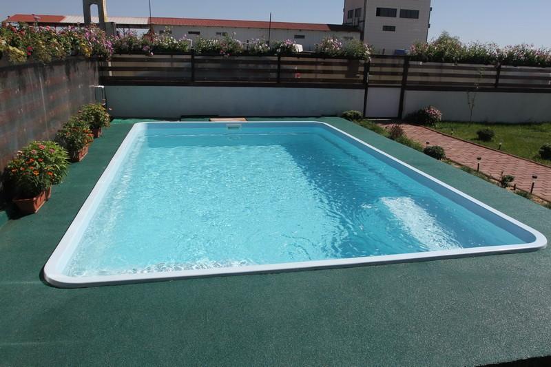 piscina ingropata fibra de sticla dedeman