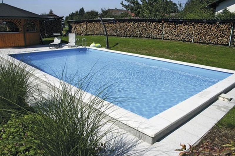 piscina polistiren hornbach