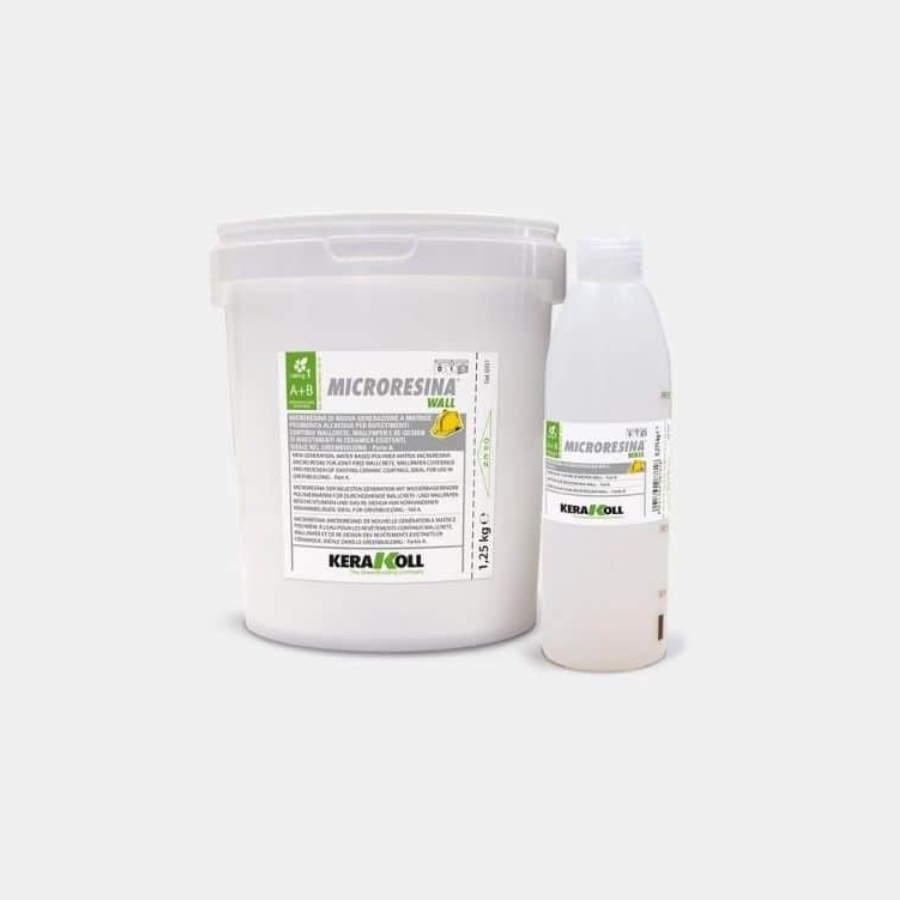 vopsea pentru faianta kerakoll microresina