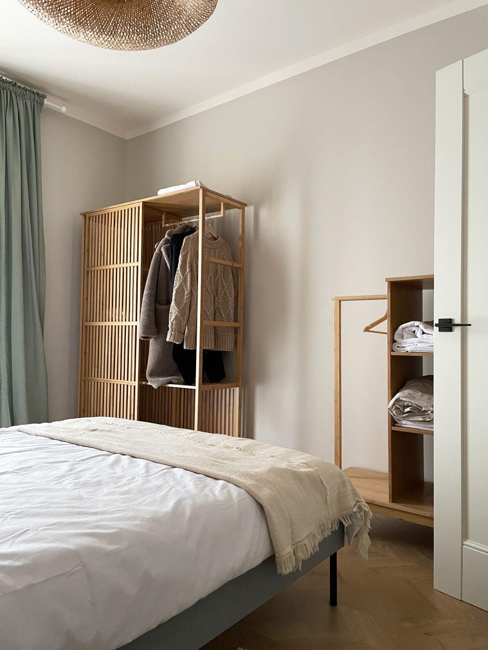 zona de dressing dormitor