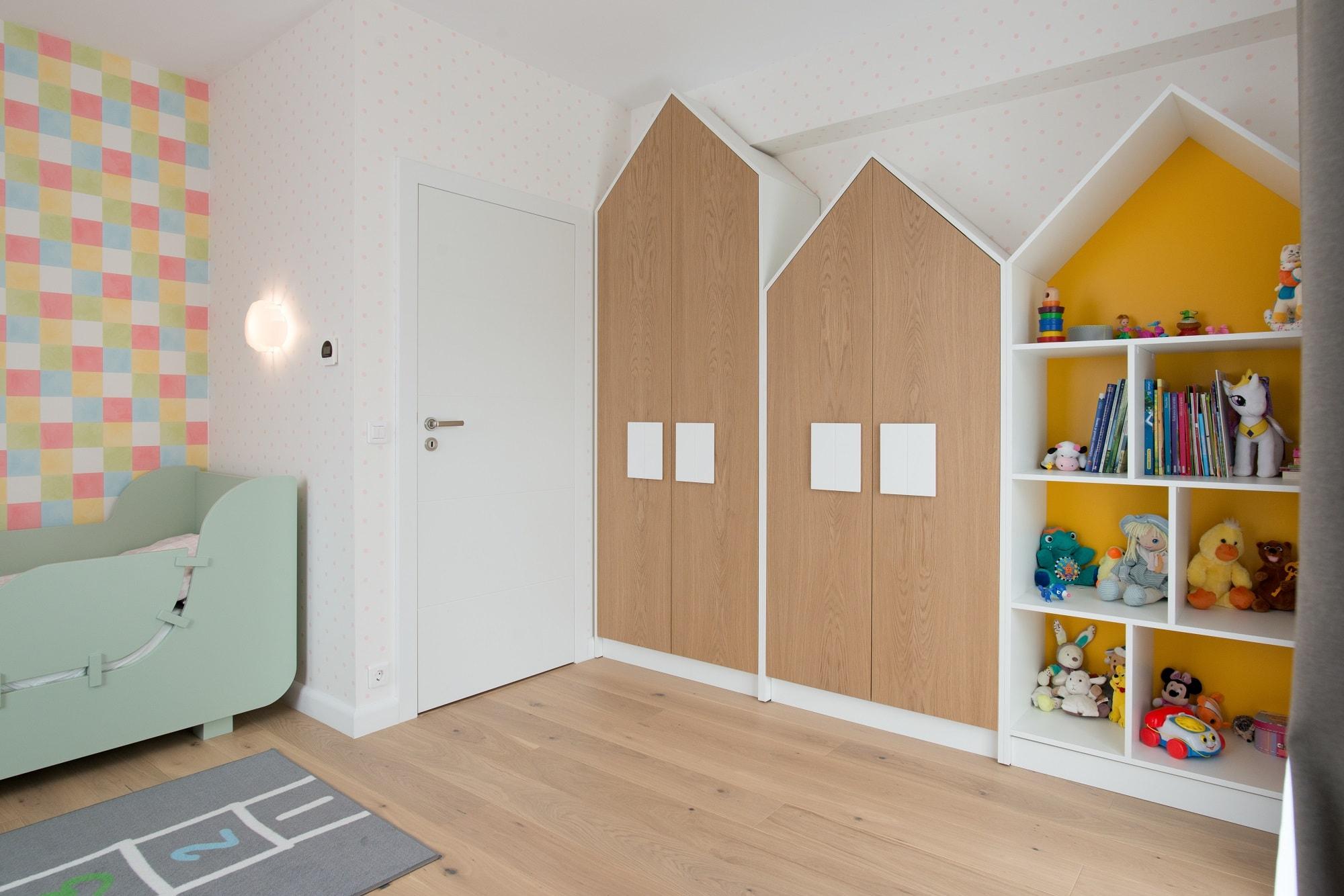 Kiwi Studio - design interior camera copil