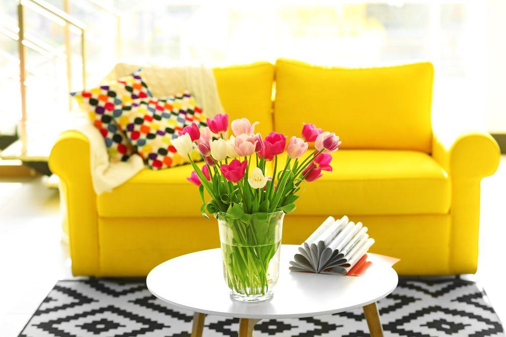 schimbări decorative flori