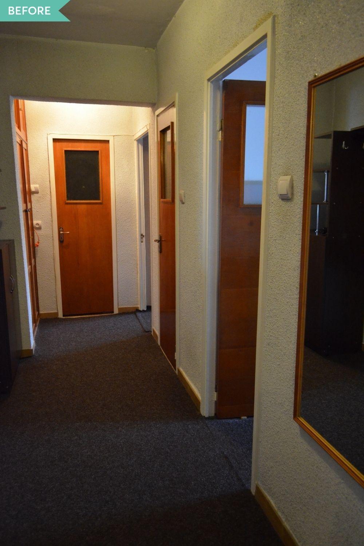 amenajare apartament before after