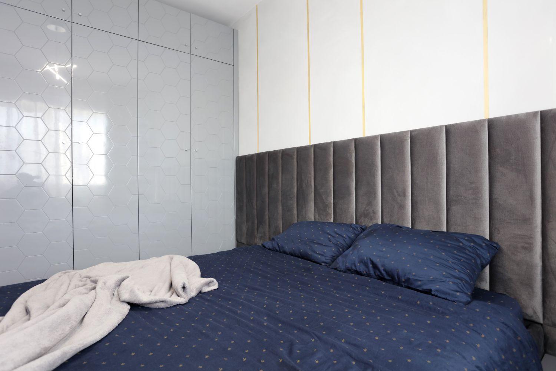 dormitor tablie dressing hexagon