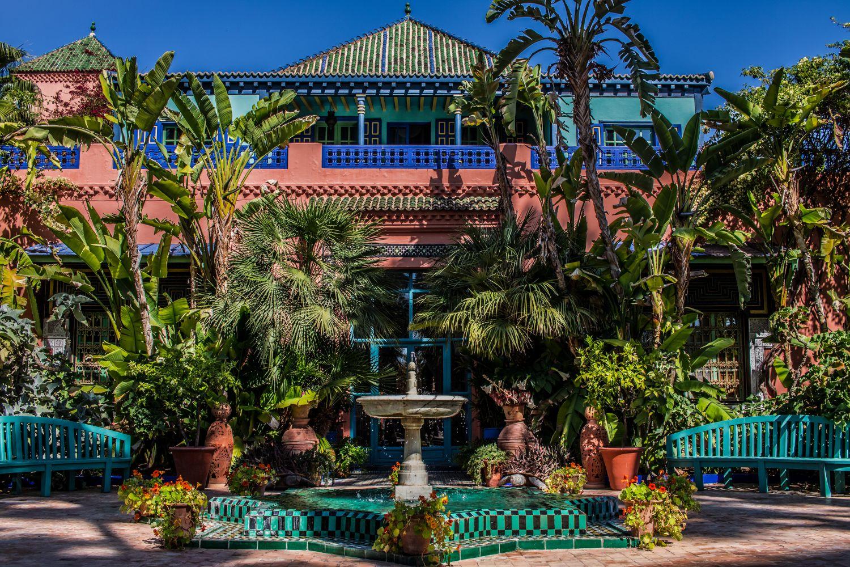 gradini de vis Marrakech
