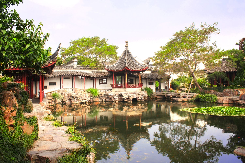gradini de vis china humble administrators garden
