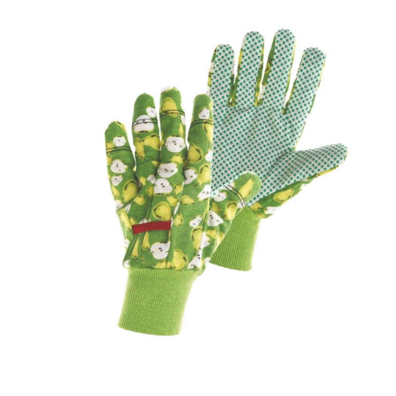 Mănuși pentru grădină bumbac și PVC, Dedeman, 14,90 lei
