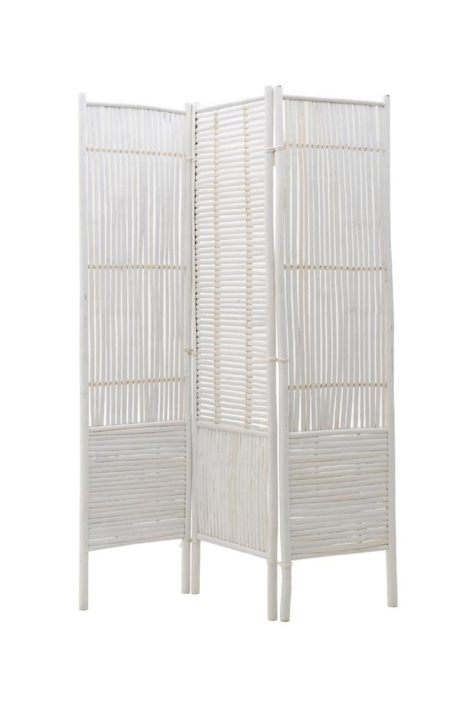 perete separator din lemn de bambus
