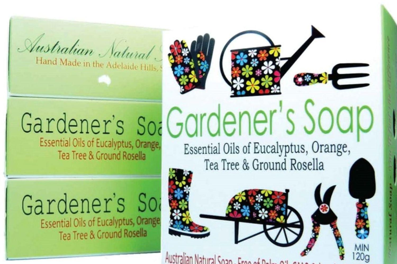 Săpun special pentru grădinari, Australian Body, 8,99 dolari