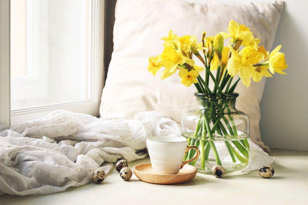 buchete de flori narcise