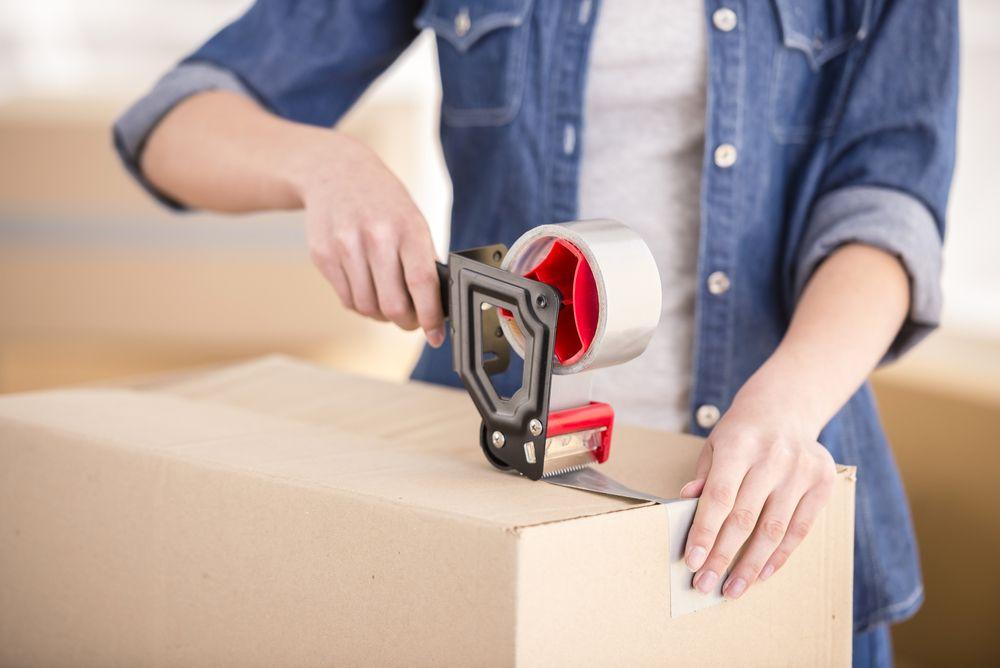 cum împachetezi cărțile sigilare cutie
