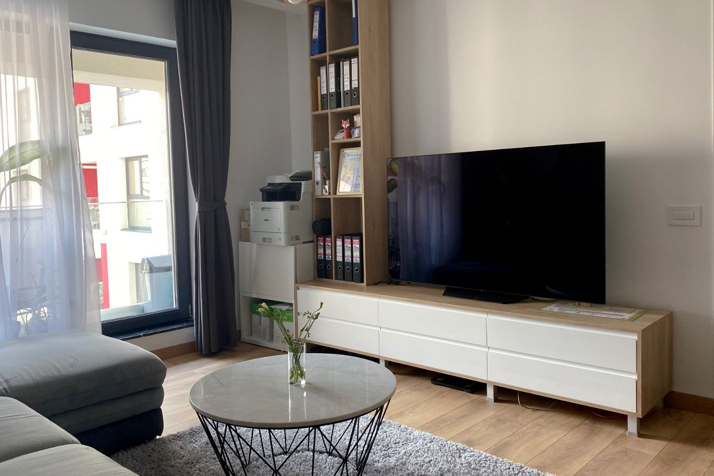 amenajare living apartament 3 camere