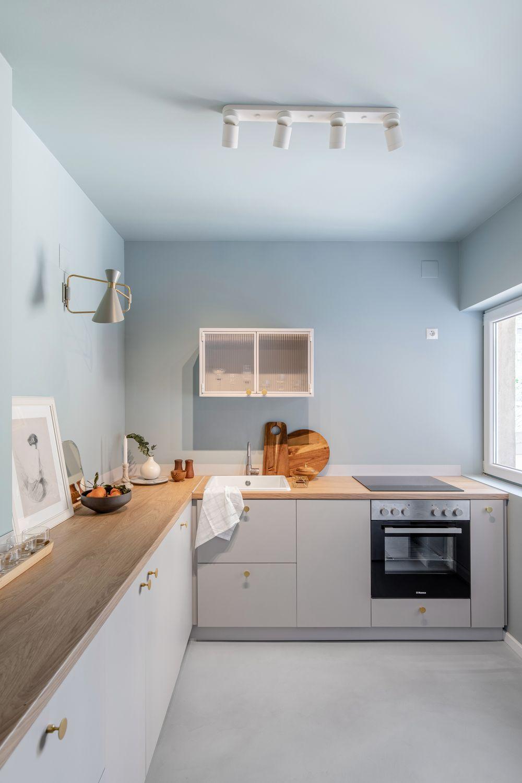 renovare apartament 2 camere amenajare apartament bucatarie