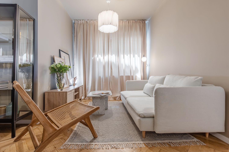 amenajare apartament living