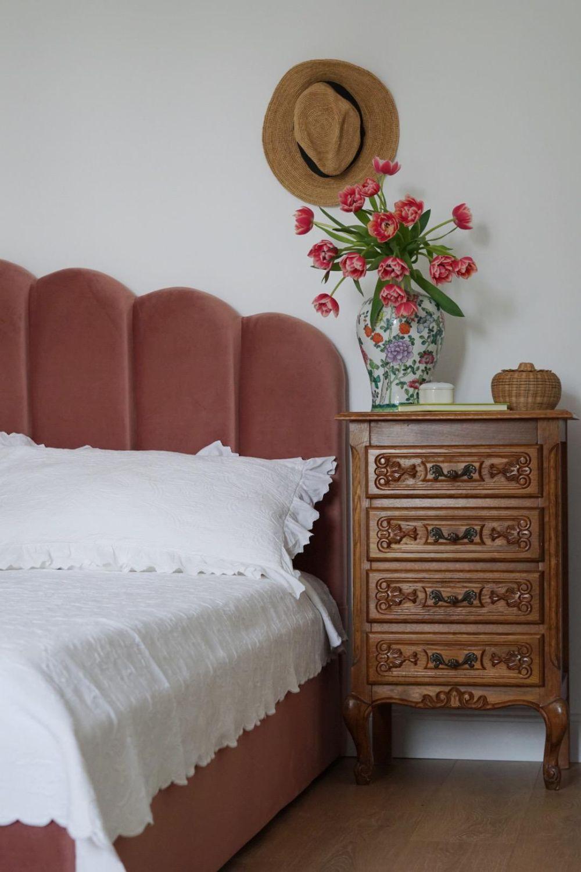 casa visurilor detalii dormitor