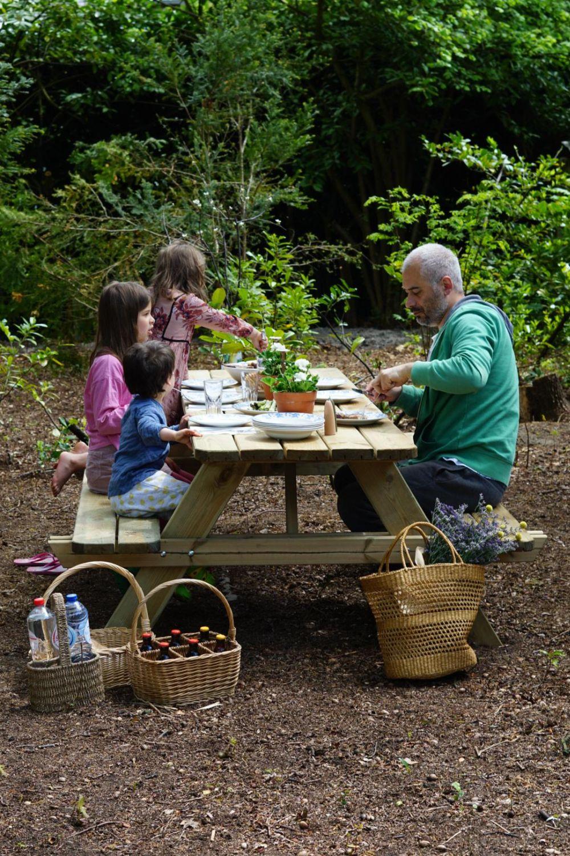 casa visurilor amenajare gradina picnic
