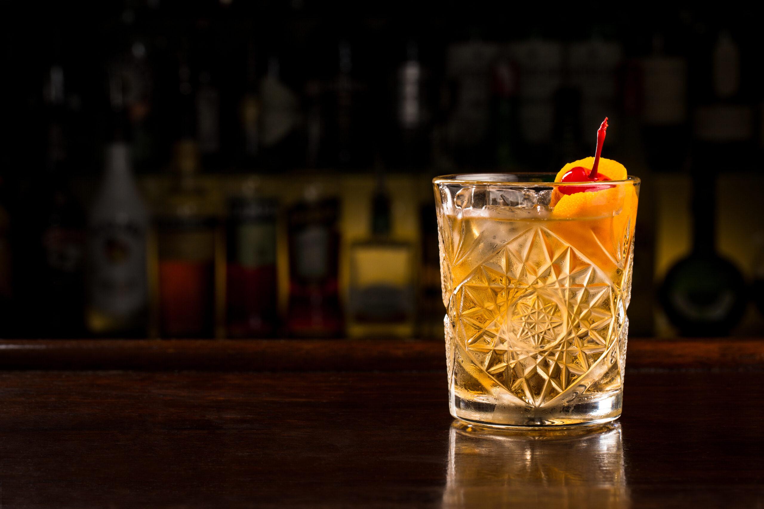 old fashioned retete cocktail