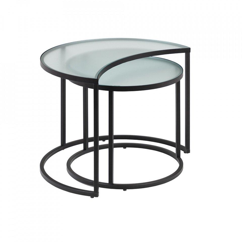 set-2-masute-negre-din-otel-si-sticla-pentru-cafea-bast-kave-home_242507
