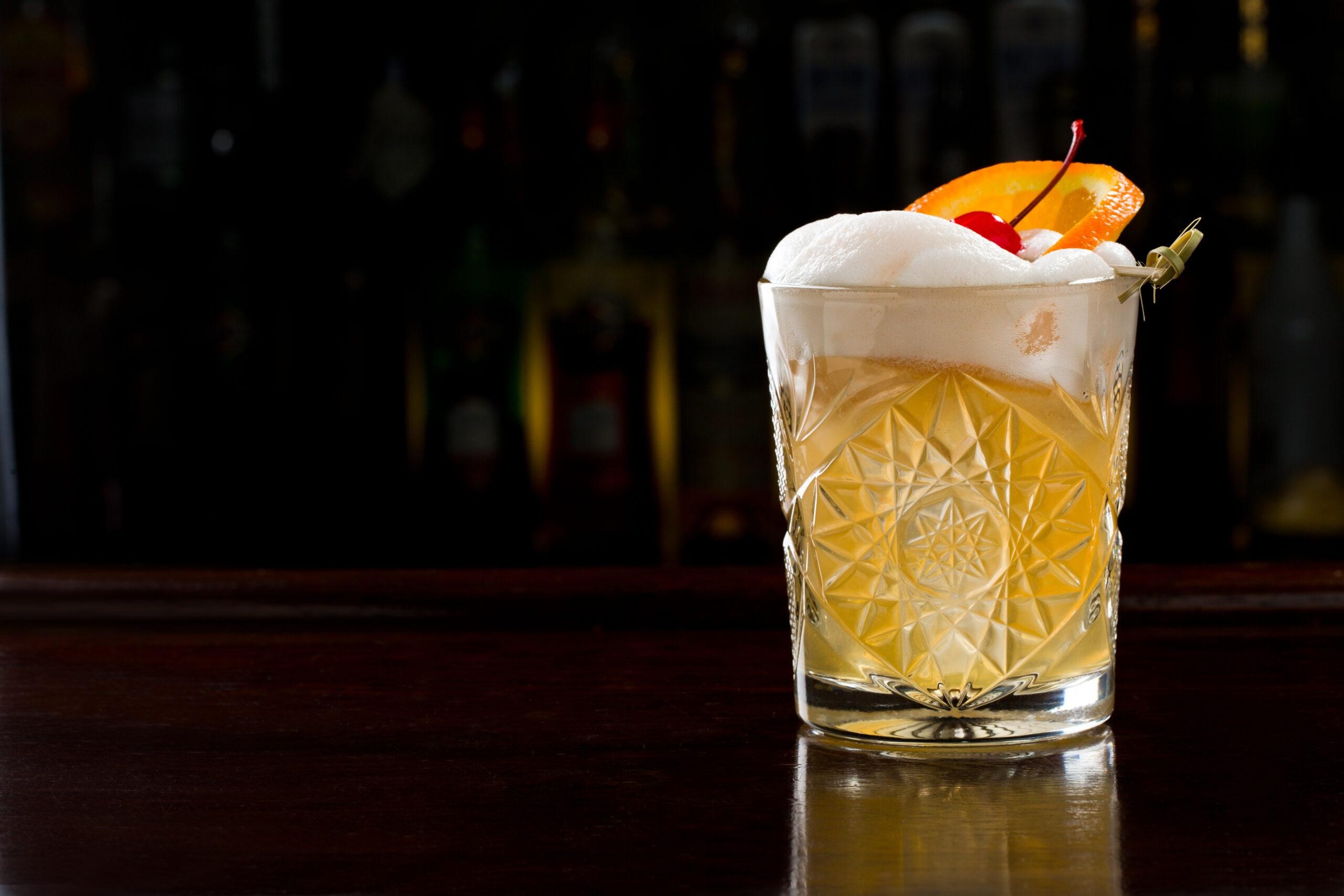 whisky sour retete cocktail