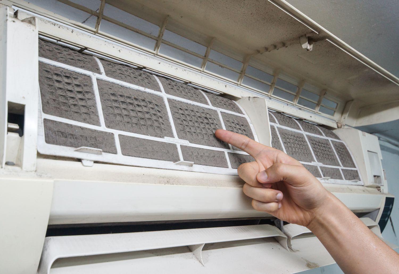 curățare aer condiționat