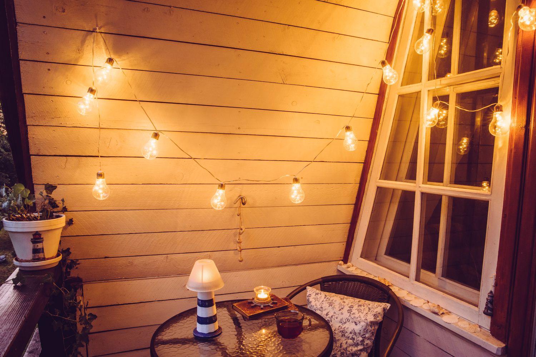 iluminat balcon