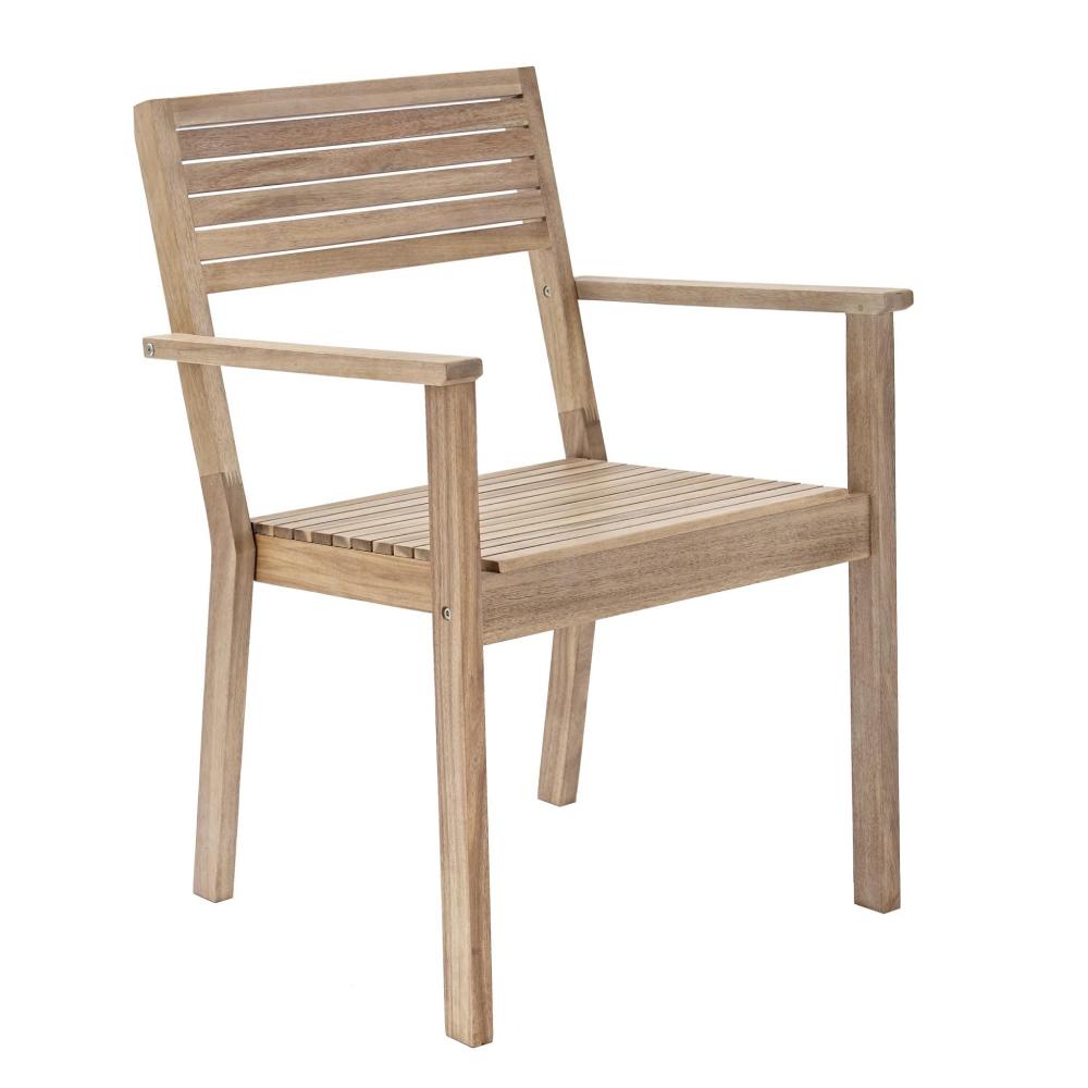 scaun lemn exterior