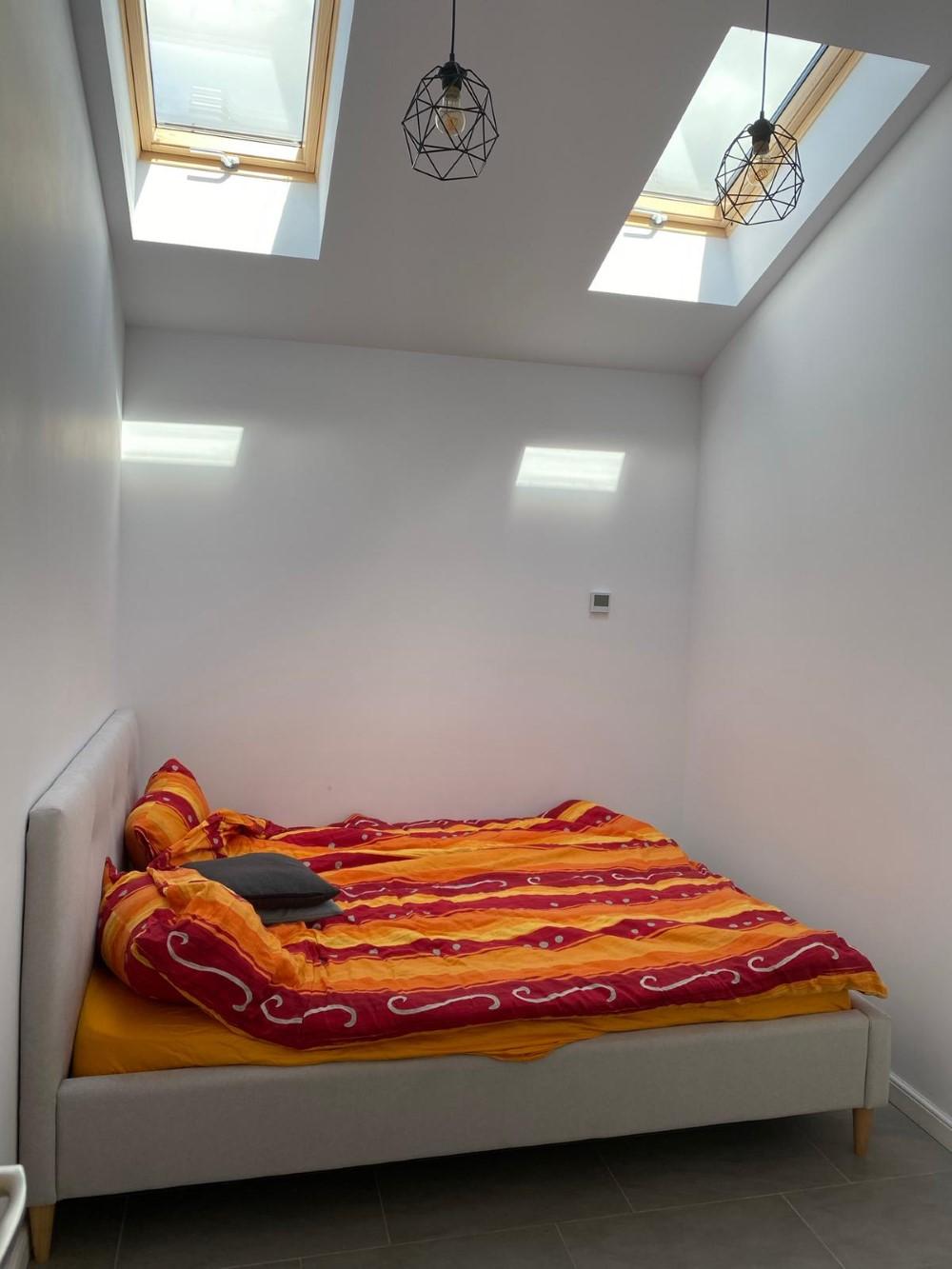 Obiectivul principal a fost acela de a crea o casă cât mai confortabilă