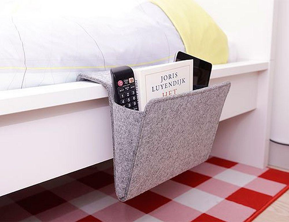 accesorii dormitor buzunar pentru pat