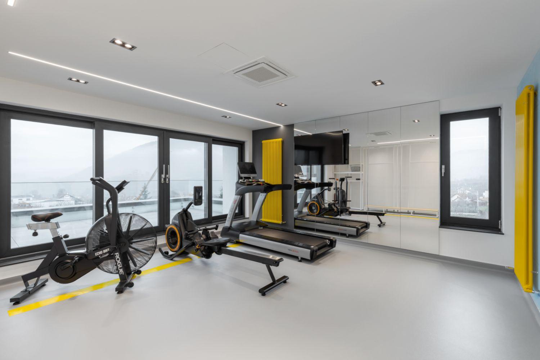 Zona de jacuzzi spa fitness - amenajare casa Sibiu - arh. Sergiu Califar Pure-Mess Design (4)