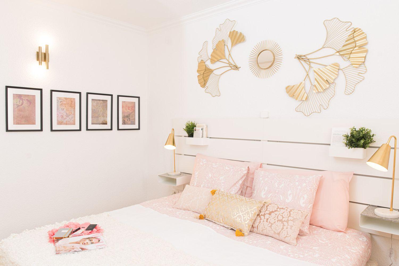 before and after apartament de vacanta dormitor