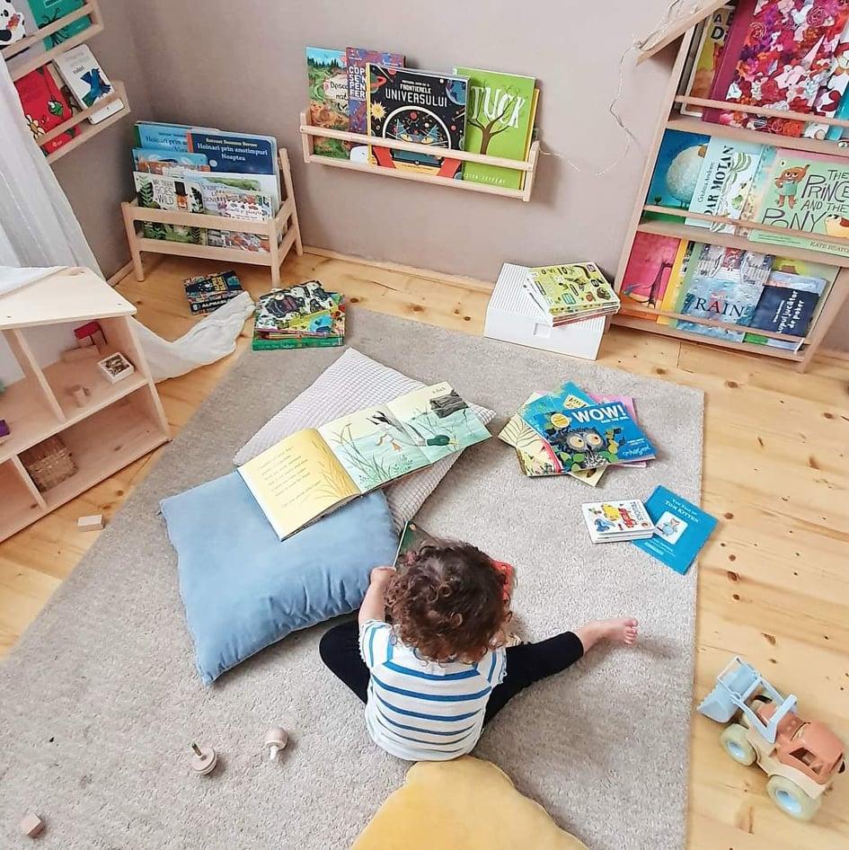 Nu a fost ușor să renoveze cu un job full time și un copil mic, dar tânăra nu regretă nicio clipă decizia luată